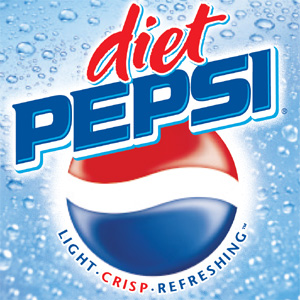 Pep's a Diet Pepsi Guy