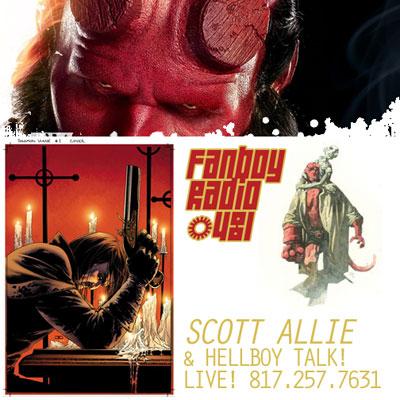 Fanboy Radio #481 - Scott Allie