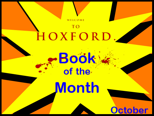 Cammy's Comic Corner - Book Of The Month - Welcome To Hoxford