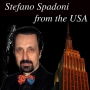 Artwork for Stefano Spadoni dall'America 21 gennaio 2019