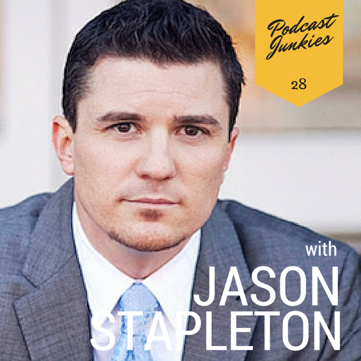 028  Jason Stapleton  | This Connoisseur of the Free Market is Taking His Show's Production to a New Level