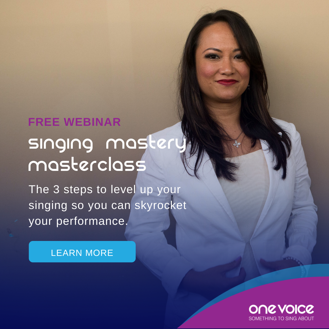 Singing Mastery Masterclass
