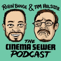 Cinema Sewer Podcast #007: Colin Upton & Comics Adaptations