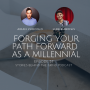 Artwork for #57 Forging Your Path Forward as a Millennial with Luke Burrows