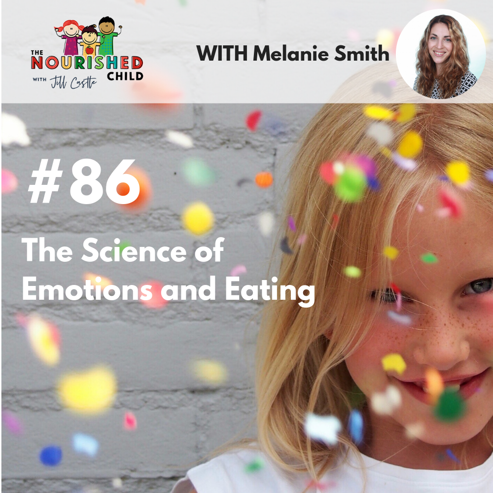 TNC 086: The Science of Emotions and Eating with Melanie Smith