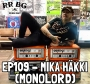 Artwork for EP109 - Mika Hakki (Monolord)