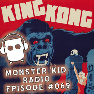 Monster Kid Radio #069 - A chat with Frank Dietz (Beast Wishes, Long Live the King) Part One & Stephen D. Sullivan's Tournament of Death