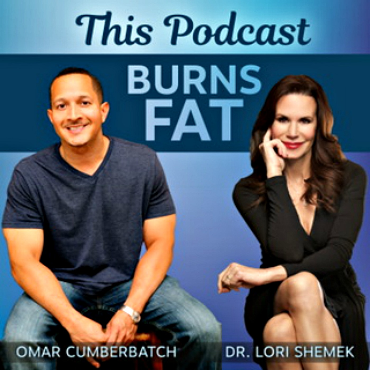 This Podcast Burns Fat! show art