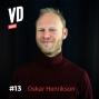 Artwork for #13: Oskar Henrikson – hur TV-spel kan inspirera ditt ledarskap