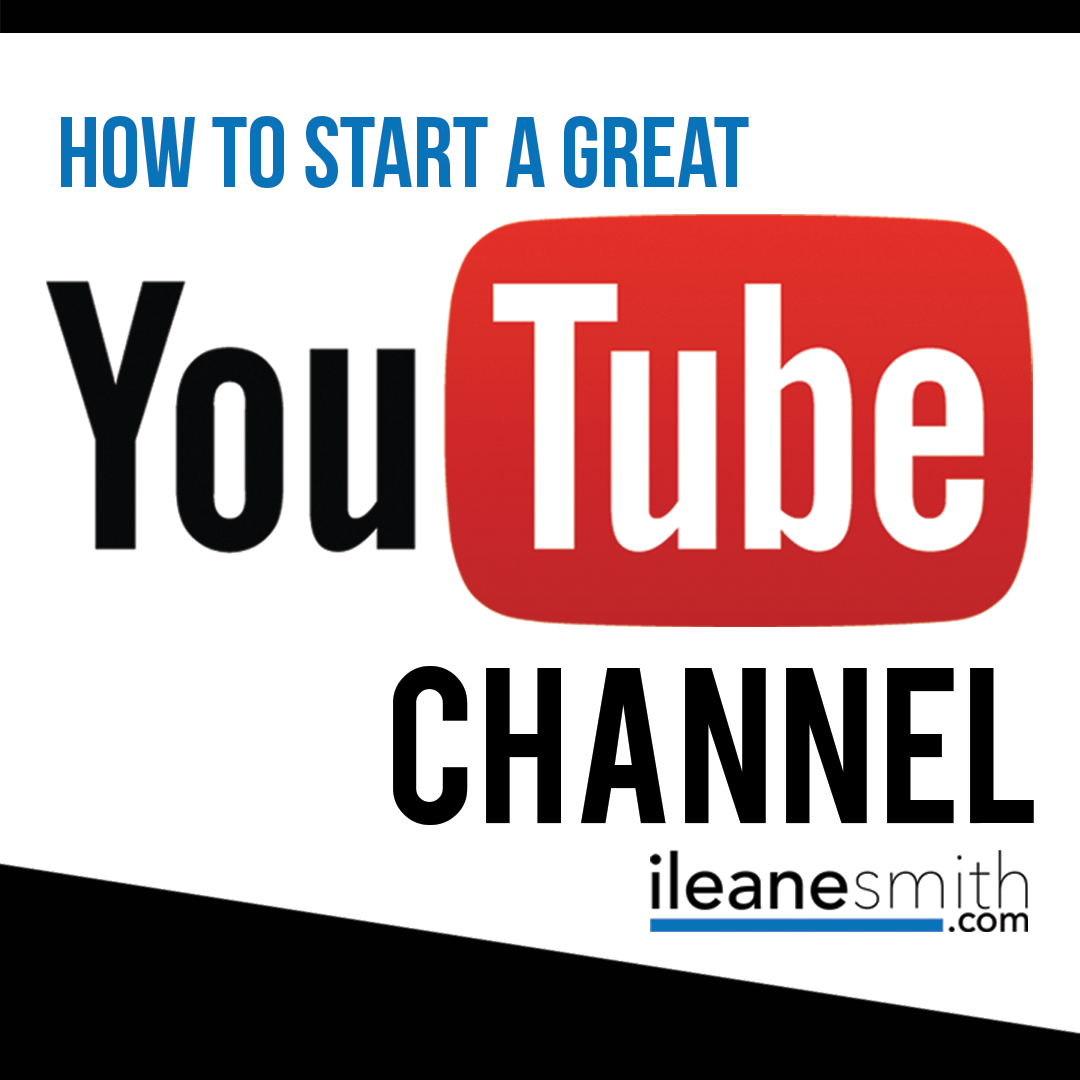 Artwork for How to Start a Great YouTube Channel