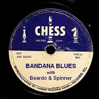 B andana Blues#413 Spinner Plays Chess!!