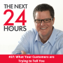 Artwork for #37: Can I Speak to the Manger? Pt. 2:  What Your Customers are Trying to Tell You