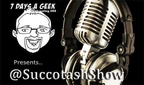 7DAG Presents Podcasting 101 with @SuccotashShow