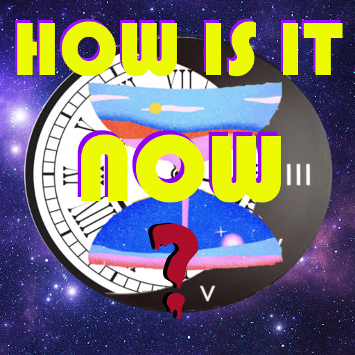 How is it Now? show art