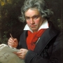 """Artwork for 18a - Ludwig van Beethoven pt. 10, """"The Candle in the Wind"""""""