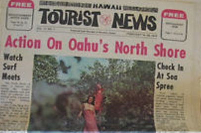 The Waikiki and Honolulu Music Scene – 40 Years Ago