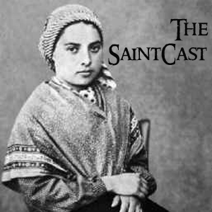 SaintCast #89, 150 Years of Lourdes, 5 yr wait waived for Sr. Lucia, St. Pat's parades?, St. Jeopardy, feedback +1.312.235.2278