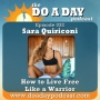 Artwork for 032: How to Live Free with Sara Quiriconi