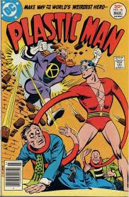 Heroes and Villains 88: Plastic Man with Jordan Phegley