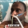 Artwork for Military Matters Review: Breathing with COVID-19
