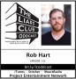 Artwork for The Liars Club Oddcast # 132 | Rob Hart, Award-Winning Thriller Author