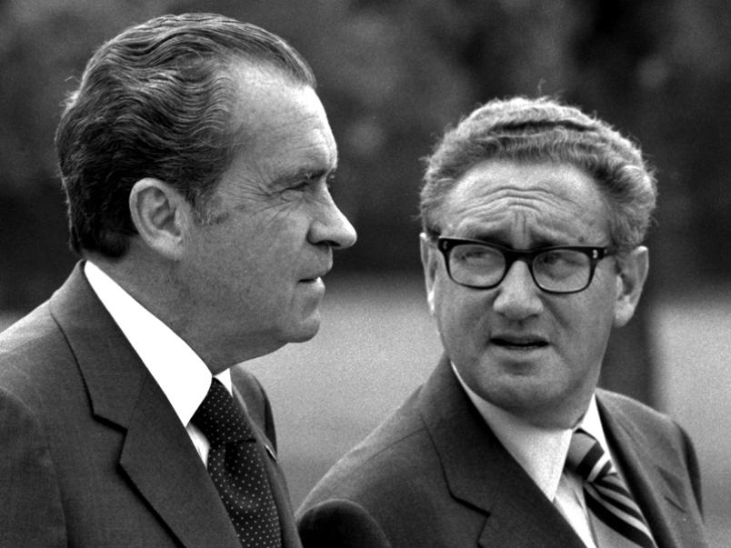 10-Year Anniversary Series   US-China Relations 1969-1972 (Part 5)