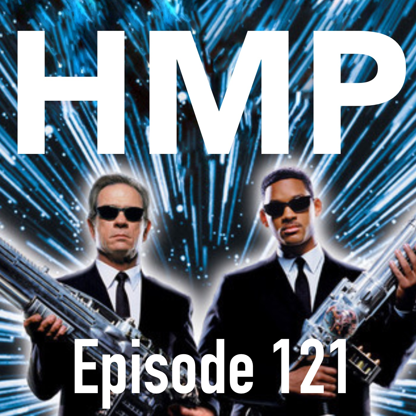 Episode 121- Men in Black
