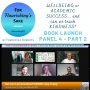 Artwork for S1 Ep54: Wellbeing or academic success…and can we teach kindness? - Book Launch Panel 4 Part 2