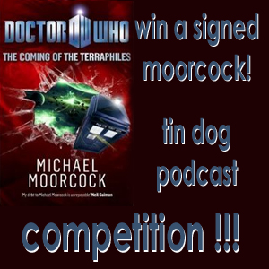TDP EXTRA: Win a signed copy of the New Michael Moorcock Doctor Who Book!