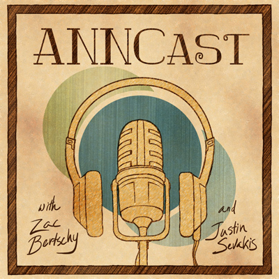 Guest Appearance on ANNCast!