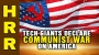 Artwork for Tech giants declare COMMUNIST WAR on America