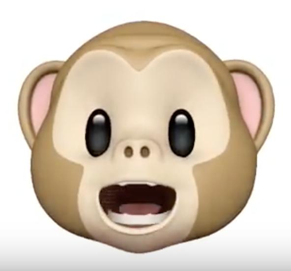 Dave's Monkey Animoji
