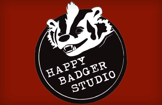 Dana Huth and Carol Mertz of Happy Badgers Studio