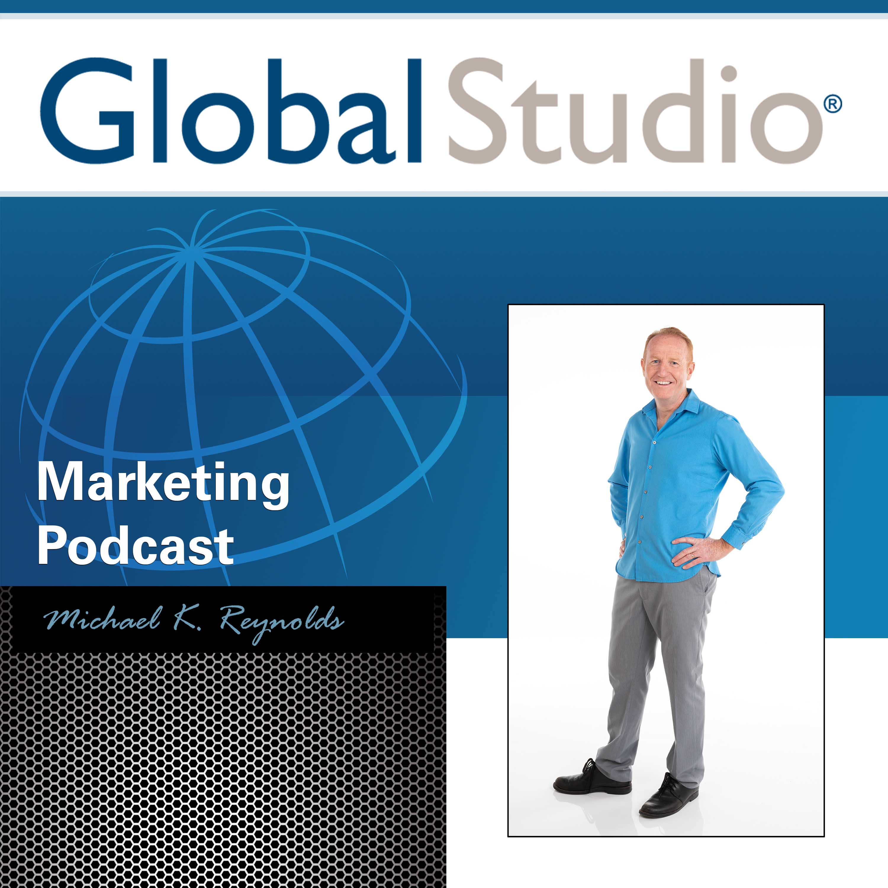 Global Studio Marketing Podcast show art