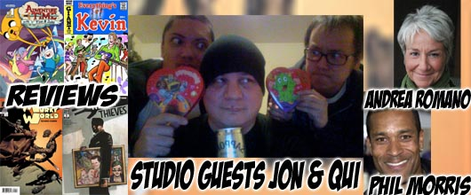 Episode 385 - Agent G in the House & a Justice League: Doom Tease!