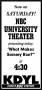 Artwork for 214-140623 In the Old-Time Radio Corner - The NBC University Theater