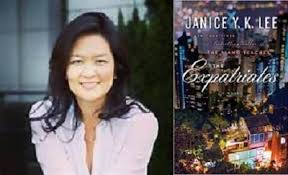 'The Expatriates' Author,  Janice Y K Lee - author of The Piano Tuner