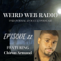 Artwork for Episode 22 - Chiron Armand Talking Ancestors, Spirit, and Culture