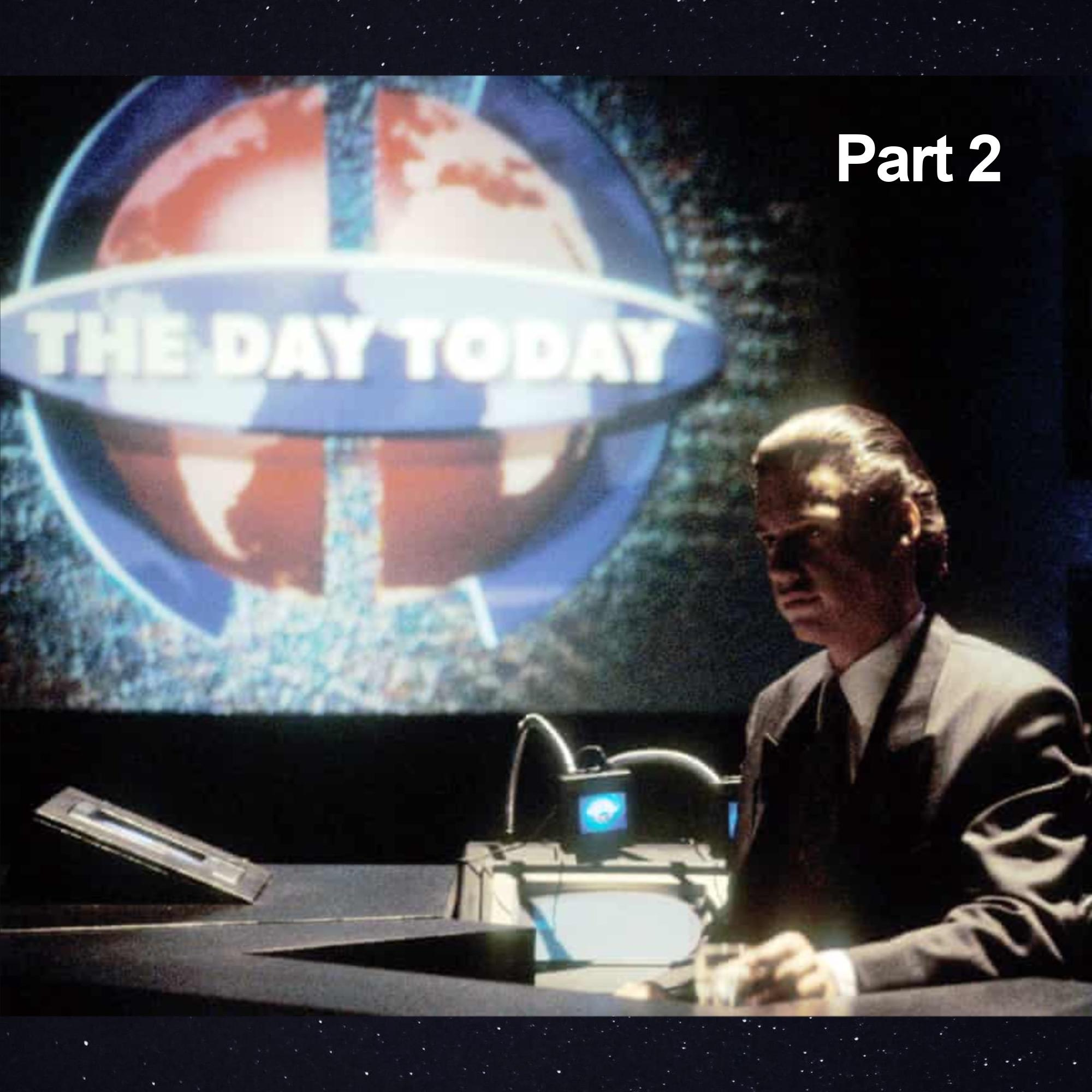 602. British Comedy: The Day Today (Part 2)