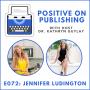 Artwork for POP072 - Speak Your Truth with Jennifer Ludington