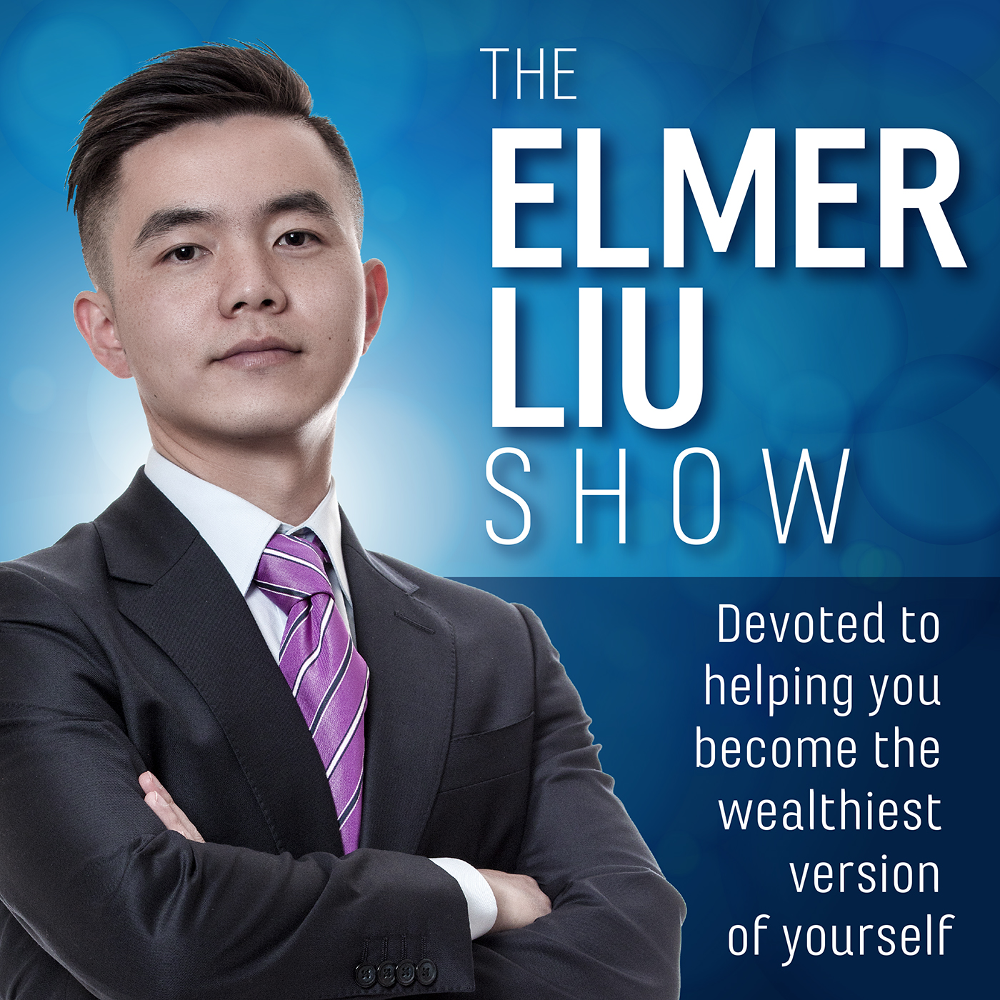 The Elmer Liu Show  show art