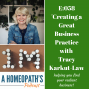 Artwork for Ep. 58- Creating a Great Business Practice with Tracy Karkut-Law