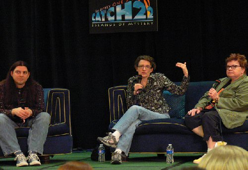Tim's Take On: Episode 73(Jane Espenson and Doris Egan talk Torchwood at Gallifrey One 2011)