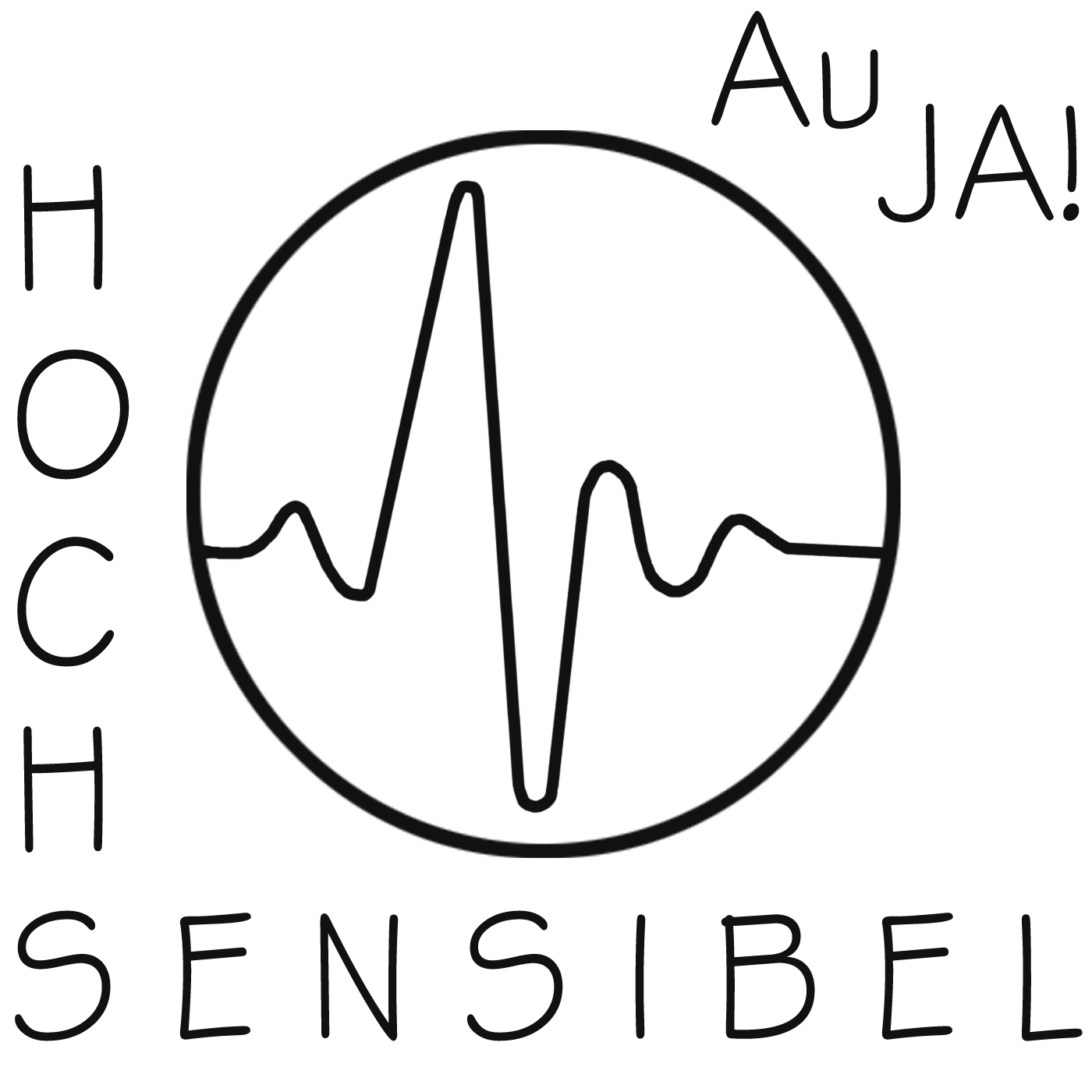 Artwork for # 1 Hochsensibel - Auja!