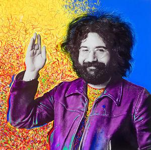 Happy Birthday, Jerry Garcia