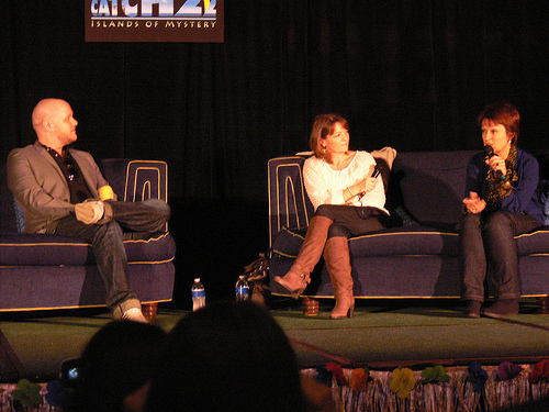 Tim's Take On: Episode 64(The Sarah Sutton and Janet Fielding Panel at Gallifrey One 2011)