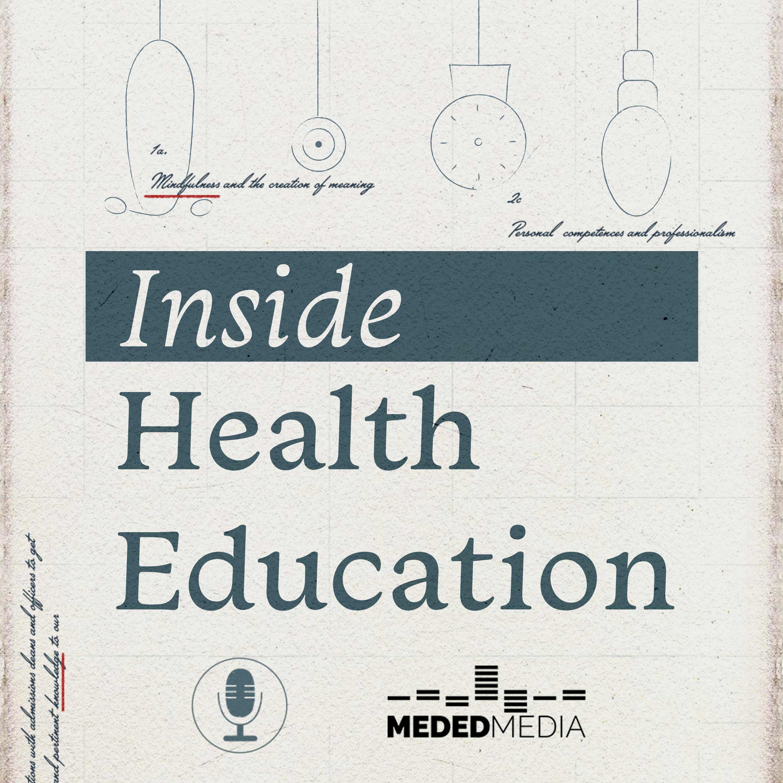 Inside Health Education show art