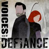Artwork for Voices Of Defiance: 5 The Devil In The Dark