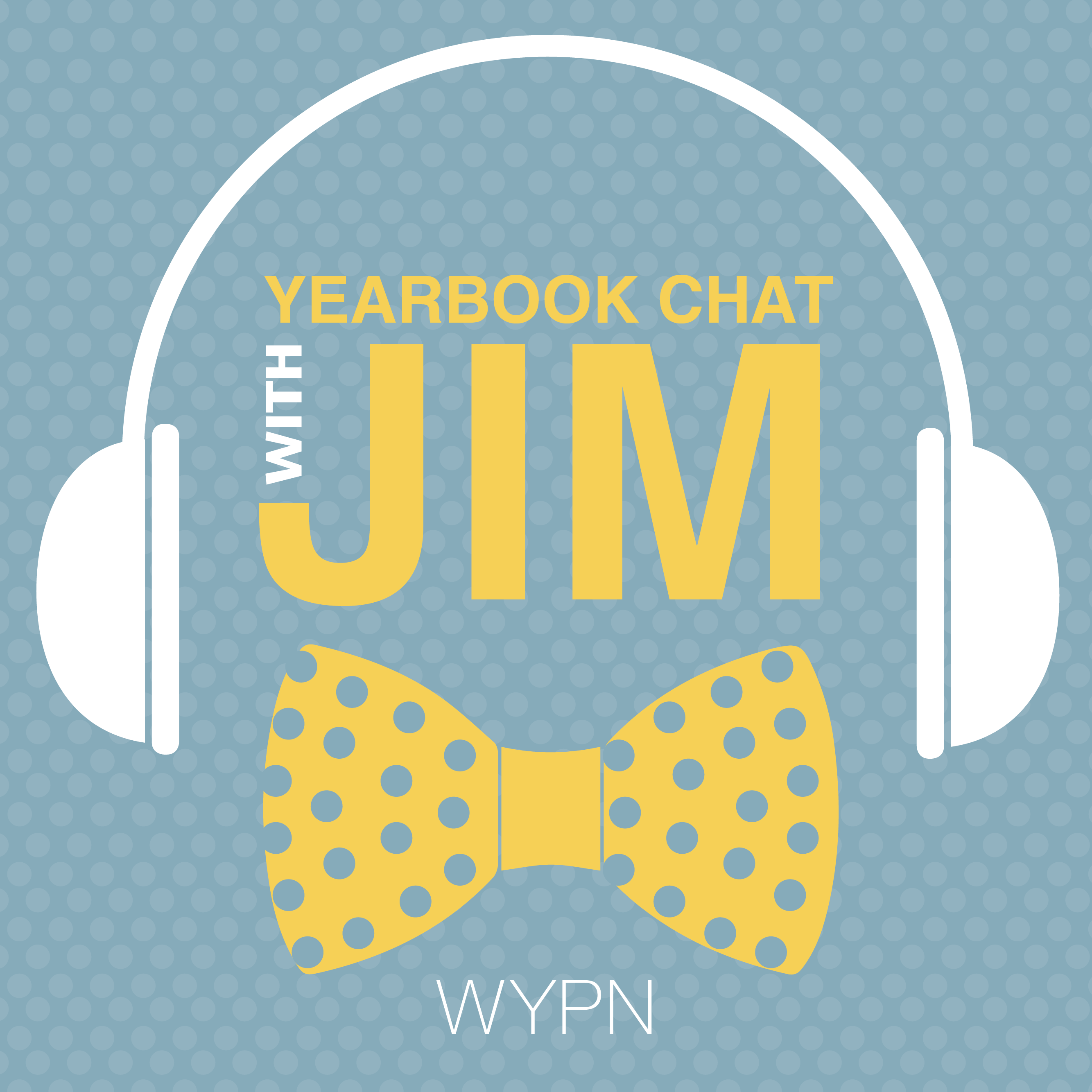 Yearbook Chat with Jim show art