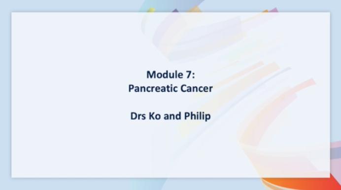 Artwork for Multitumor | Pancreatic Cancer